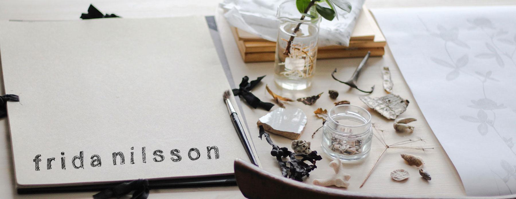Frida Nilsson - Inredning, Livsstil, Trädgård